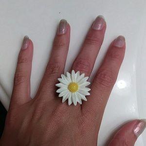 Daisy Adjustable Ring